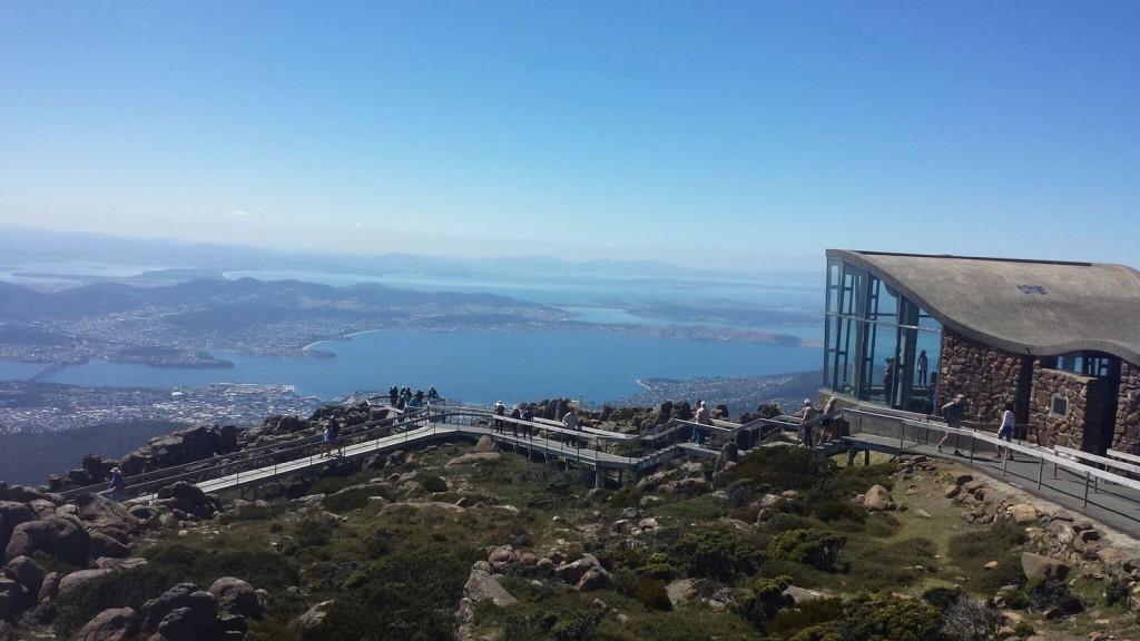 Tasmania-Wellington