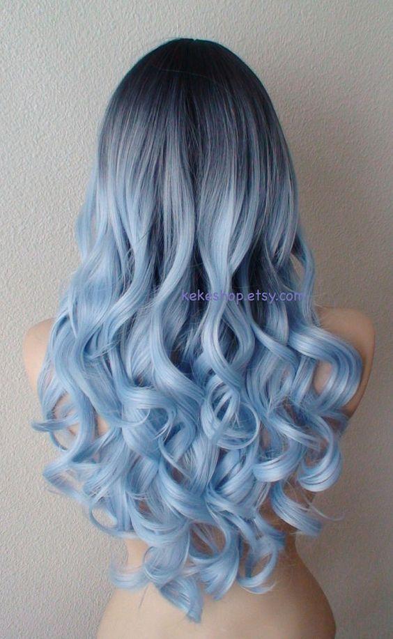 fryzura-dluga-kolor-niebieski